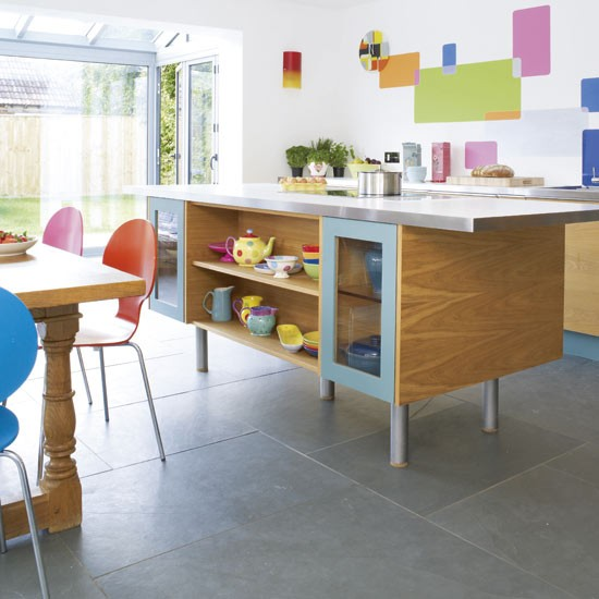 Selecting The Flooring for Your Kitchen