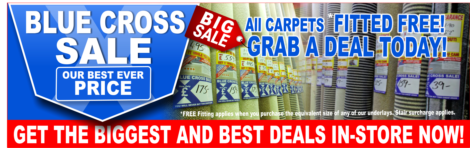 Big Carpet Sale