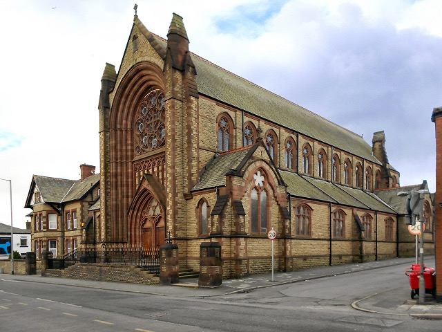Sacred Heart Church in Chorley